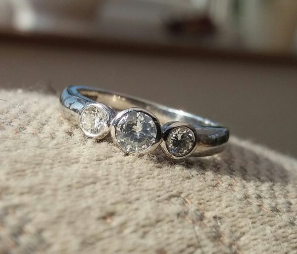 Affordable diamond ring for sale