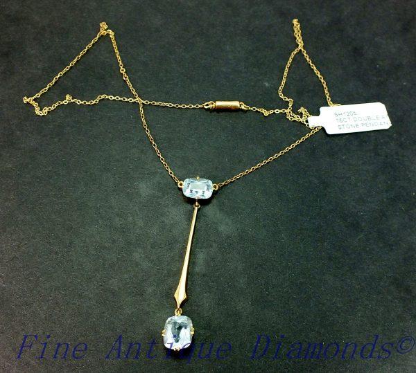 Stunning diamond pendant for sale